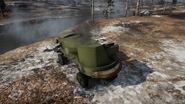 BF1 Assault Truck Eject