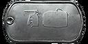 BF4 C4 Explosive Master Dog Tag