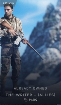 BF5 Model 8 .25 Extended Armory Image