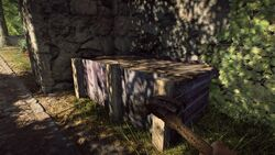BFV Wooden Box