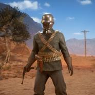 Battlefield 1 Incursions R8 Central Powers Demolition Driver