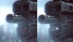 BF4 UTS laser
