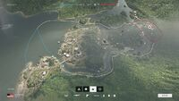 BF5 Solomon Islands Conquest Layout