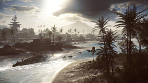 Battlefield 4 Paracel Storm Screenshot 2