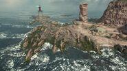 Heligoland Bight Lighthouse 02