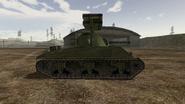 BF1942 Sherman Calliope Right