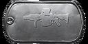 BF4 M32 MGL Master Dog Tag