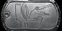 BF4 Sewer Gator Dog Tag