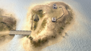 BF1942.Battle of Midway Coastal defenses 4
