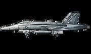 BF3BL F-18