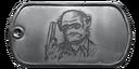 BF4 Tough Monkey Dog Tag