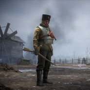 Battlefield 1 Russian Empire Cavalry