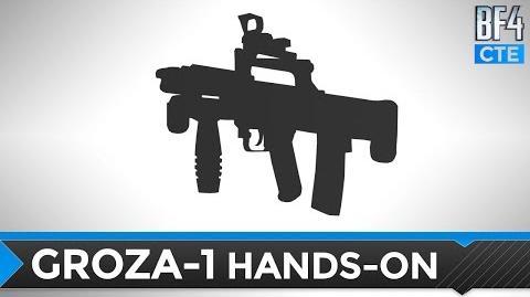Battlefield 4 Groza-1 Hands-On Vorschau (BF4 CTE Gameplay Tipps und Tricks)