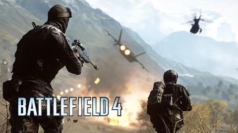 Battlefield 4 Trailer officiel de lancement du multijoueur