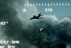 Bf3B-1 Lancer Thunder Run