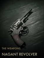 Nagant Revolver Codex Entry