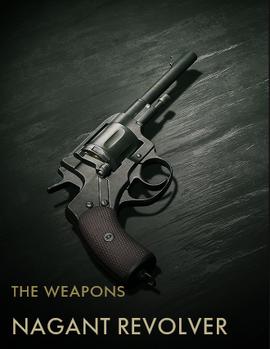 Nagant Revolver Codex Entry