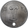 Pigeon Paratroopers Dog Tag