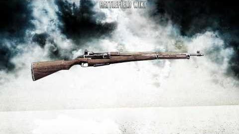 Battlefield Bad Company 2 - M1 Garand Sound