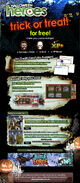 Halloween Newsletter 2009