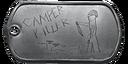 BF4 Camper Killer Dog Tag