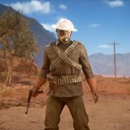 Battlefield 1 Incursions Allies Demolition Driver