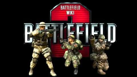 Battlefield 2 - M134 Dillion Minigun Sound