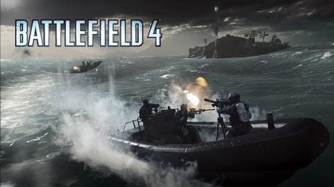 "Battlefield 4 Official ""Paracel Storm"" Multiplayer Trailer"