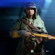 Battlefield V Open Beta United Kingdom Sniper
