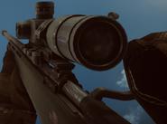 GOL Magnum Rifle Scope Firing BF4