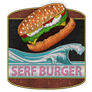 Serf Burger Patch