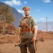 Battlefield 1 Incursions April 10 Central Powers Raid Leader