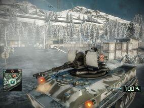 ЗСУ БМД-3