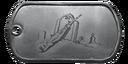 BF4 Sniper's Grave Dog Tag