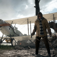 Battlefield 1 British Empire Pilot