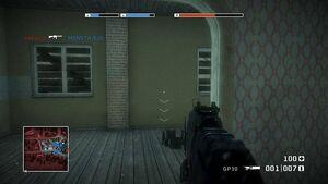 GP30 Grenade launcher