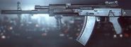 AK-12 Ergo Grip Menu BF4