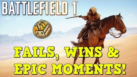 BATTLEFIELD 1 Montage Fails, Wins & Epic Moments! (BF1 Funny Beta Gameplay)
