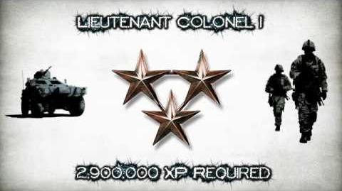 Battlefield Bad Company 2 - Rank Progression Guide