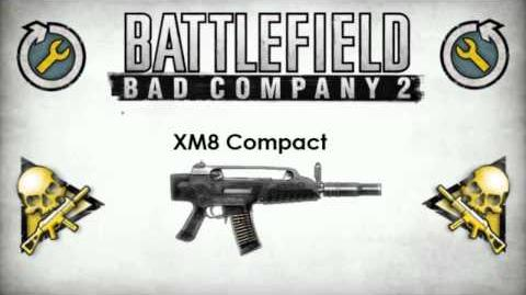 Battlefield Bad Company 2 - SMG Sounds