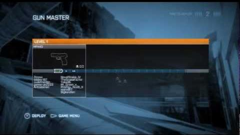 Bf3 Close Quarters Gun Master Gameplay Commentary on Scrapmetal