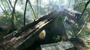 Argonne Forest Frontlines Hellfire Junction Bridge
