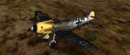 BF1942 WEHRMACHT Bf 109