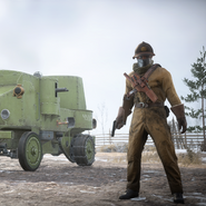 Battlefield 1 Russian Empire Tanker
