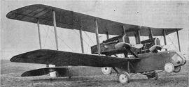 Airco DH 10 ExCC