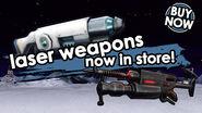BFH Laser Rifles Promo