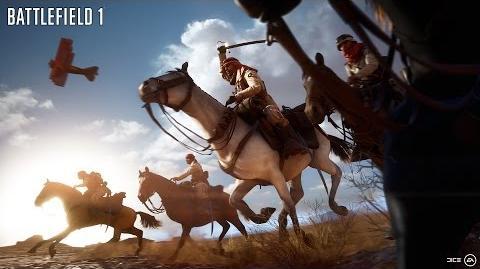 Tráiler oficial de Battlefield 1 para la Gamescom