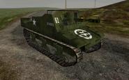 BF1942 SEXTON FRONT