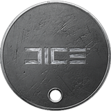 Battlefield 1 DICE Dog Tag