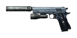 BF3 M1911 STAC ICON